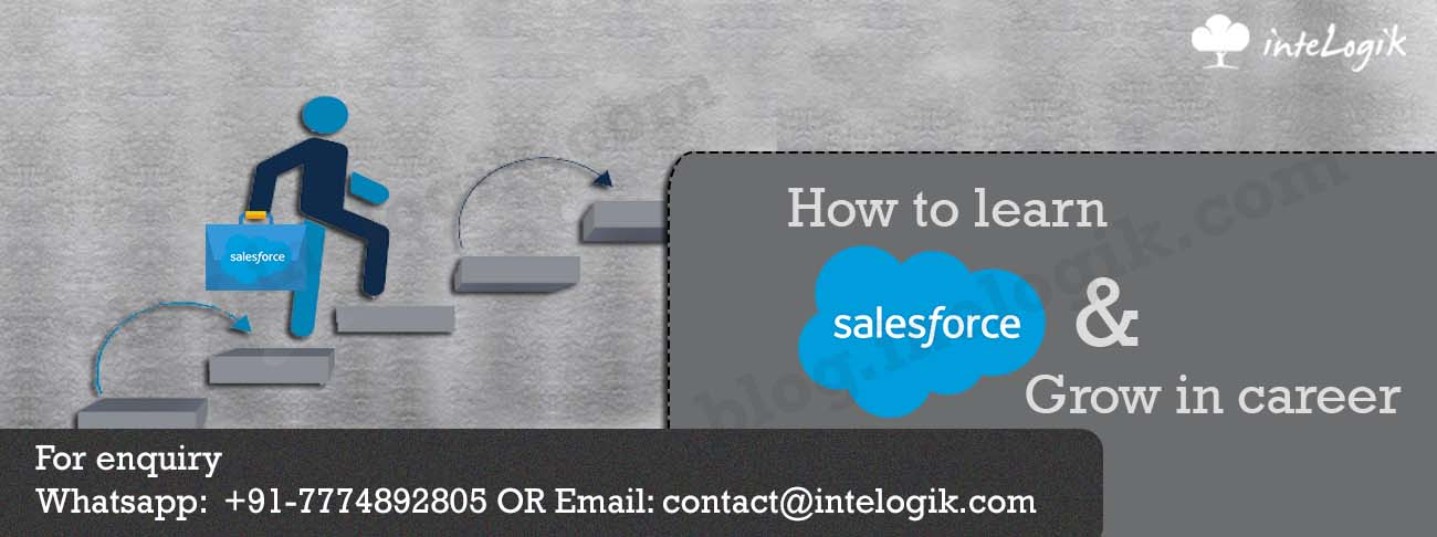How to learn Salesforce and grow in career