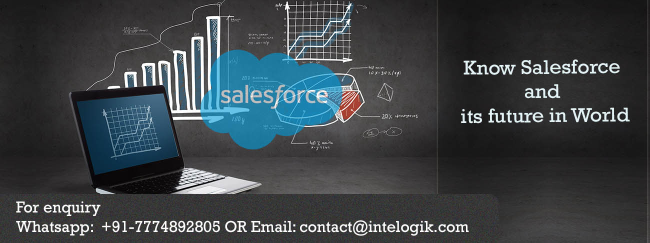 Know Salesforce and its future in World