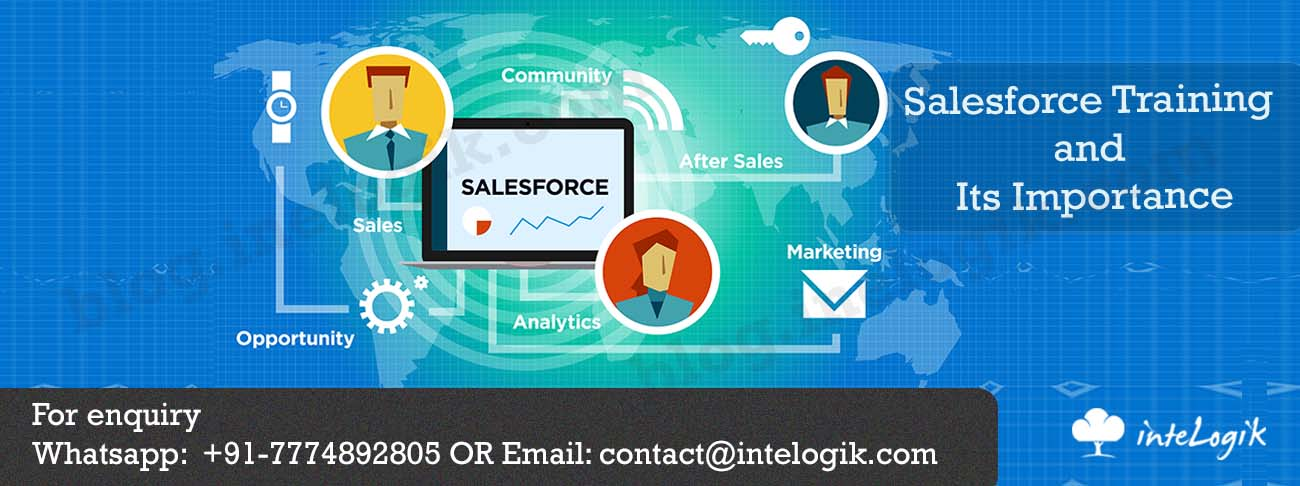 Salesforce Training and its Importance