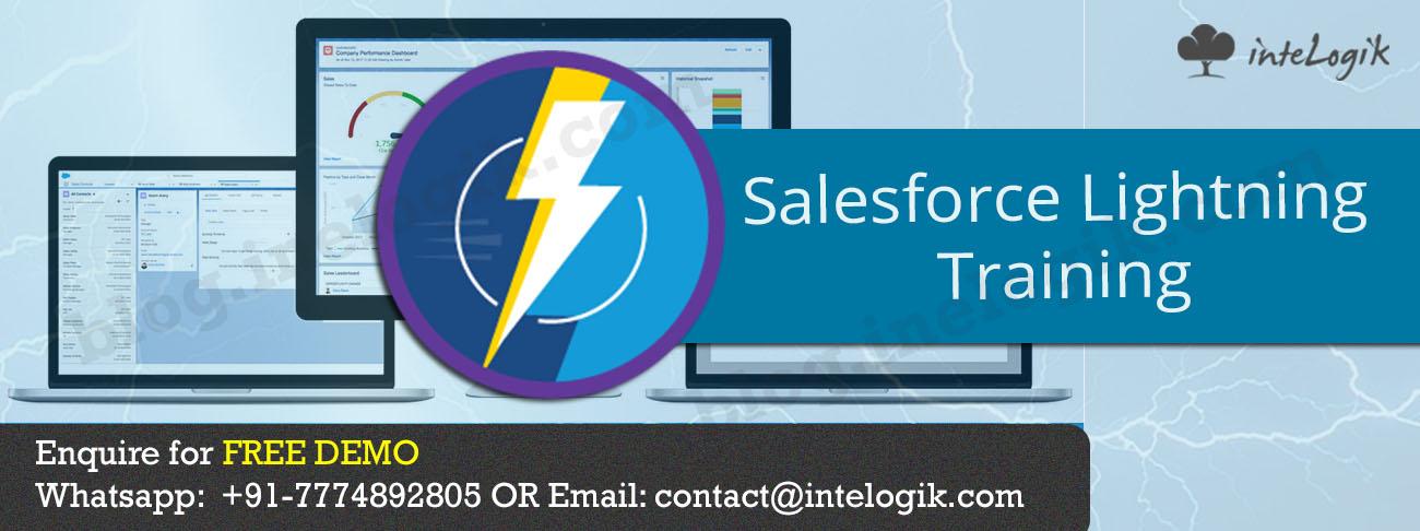 Salesforce Lightning Training